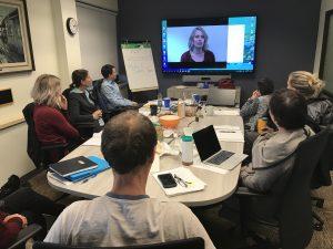 DFO media training